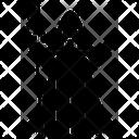 Evil Mage Necromancer Icon