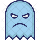 Evil Evil Ghost Ghost Icon