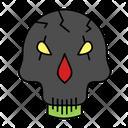 Evil Halloween Jason Icon