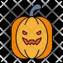 Evil Halloween Jack Icon