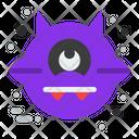 Animal Cat Halloween Icon