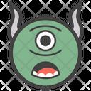 Evil Cyclops Icon