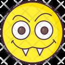 Evil Emoticon Icon