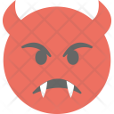 Evil Grin Icon