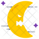 Evil Moon Icon