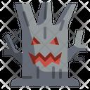 Evil Tree Icon