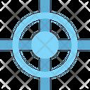 Exact Exact Location Focus Icon