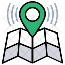 Exact Location Icon