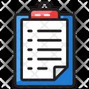 Test Exam Todo List Icon