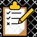 Test Exam Education Icon