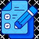 Exam Exams Test Icon