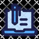 Exam Online Test Online Exam Icon