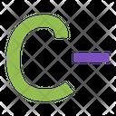 C Plus Education Icon
