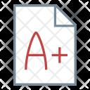 Exam result Icon