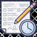 Exam Time Icon