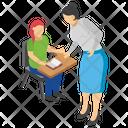 Examination Hall Icon