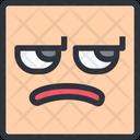 Exasperated Icon