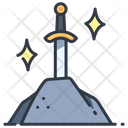 Excalibur Sword Icon