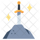 Excalibur Sword Icon