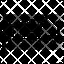Excavator Constructionvehicle Vehicle Icon
