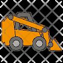 Skidsteer Icon