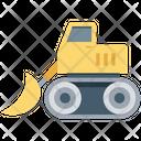 Crane Lifter Excavator Icon