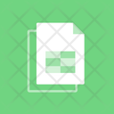File Spreadsheet Excel Icon