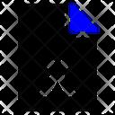 File Symbol Download Document Icon
