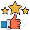 Approval Confirmation Excellence Icon