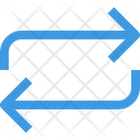 Exchange Share Data Exchange Icon
