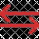 Exchange Subtitute Replace Icon