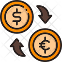 Exchange Currency Exchange Dollar Icon