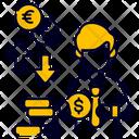 Exchange Money Dollars Icon