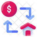 Exchange Buke House Icon