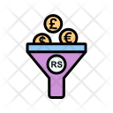 Exchange Share Transfer Icon