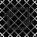 Exchange Flip Shuffle Icon