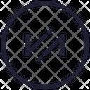 Data Arrows Icon