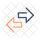 Exchange Transfer Transaction Icon