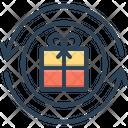 Exchange Interchange Swapping Icon