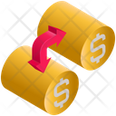 Business Finance Exchange Icon