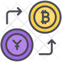 Bitcoin Bitcoins Currency Icon