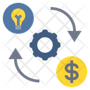 Exchange Idea Transfer Icon