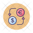 Mexchange Exchange Money Exchange Icon