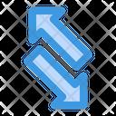Exchange Change Arrow Icon