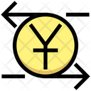 Exchange Foreign Currency Yuan Icon