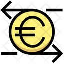 Exchange Foreign Currency Euro Icon