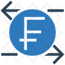 Exchange Foreign Currency Firance Icon