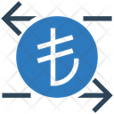Exchange Foreign Currency Lira Icon