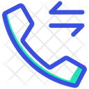 Exchange Call Phone Icon