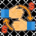 Exchange Transaction Financial Icon
